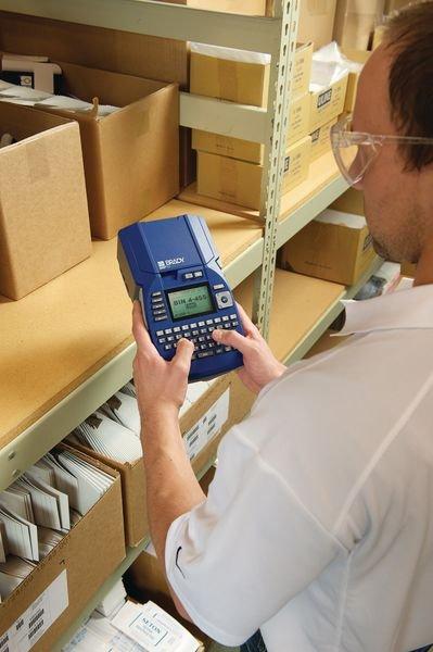 Kit d'identification étiqueteuse portable Brady BMP51 - BMP51™ étiqueteuse - imprimante et consommables