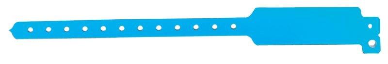 Bracelet d'identification en vinyle personnalisable - Signalétique, Tapis, Poteaux de guidage pour accueil entreprises