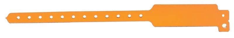 Bracelet d'identification en vinyle personnalisable - Badges et accessoires de badges Personnel & Visiteurs