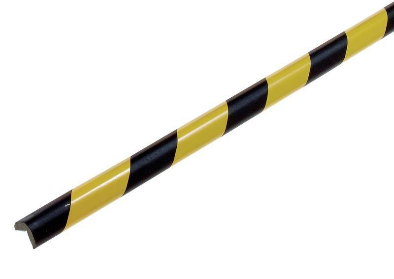 Cornière de protection magnétique en mousse Optichoc mince - coin de 46 mm - Cornières de protection