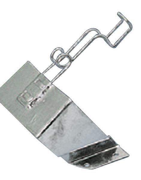 Arceau de rangement pour cale de roue en acier galvanisé
