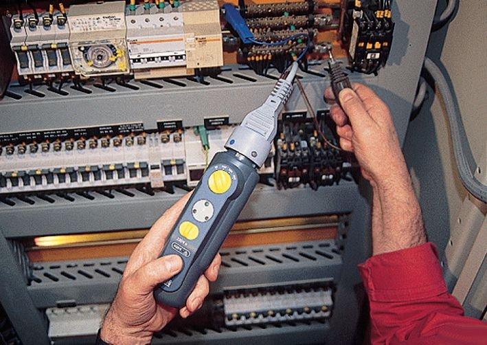 Contrôleur de différentiels - Instruments de mesure - Electrique