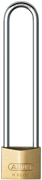 Cadenas de sécurité en laiton avec anse longue