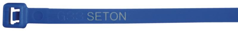 Colliers de serrage en polyamide, personnalisés