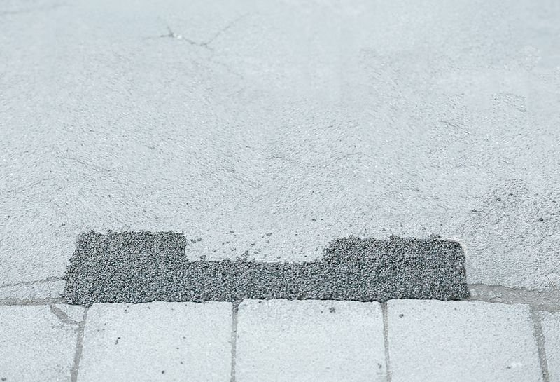 Enrobé à froid pour l'entretien des sols