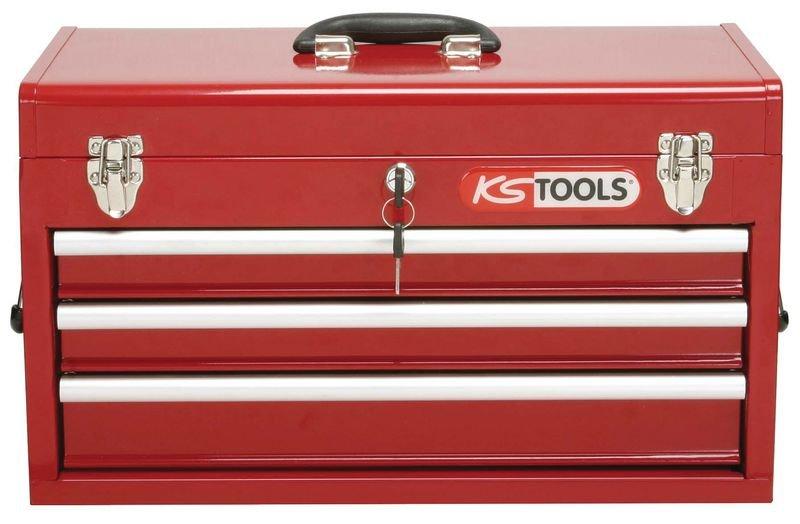 Caisse à outils composée de 100 pièces - Seton