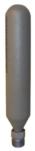 Cartouche CO<sub>2</sub> pour douche de sécurité portative