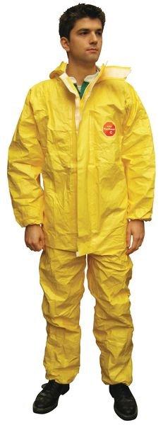 Combinaison de protection en Tyvek spécial industrie chimique et nucléaire
