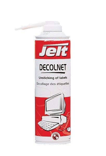 Aérosol Decolnet pour le décollage des étiquettes - Seton