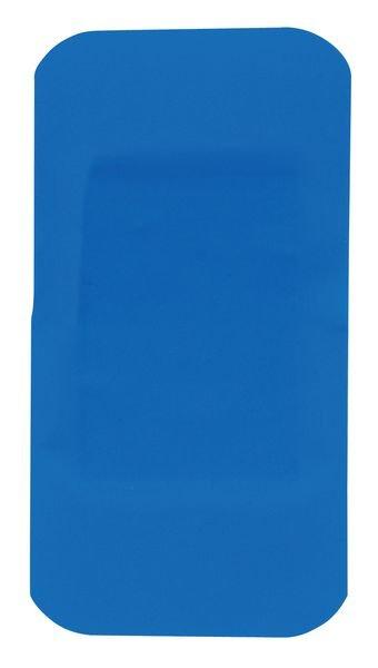 Pansements bleus détectables et prédécoupés