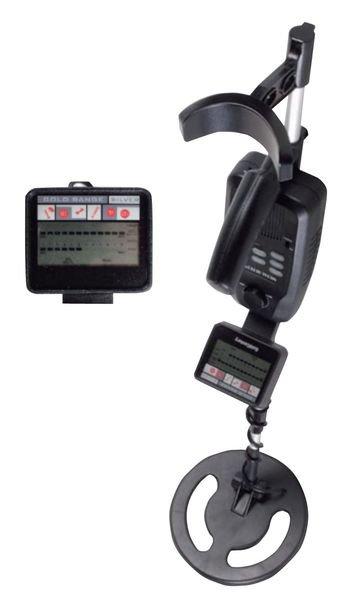 Détecteur de métaux digital 15 cm de profondeur