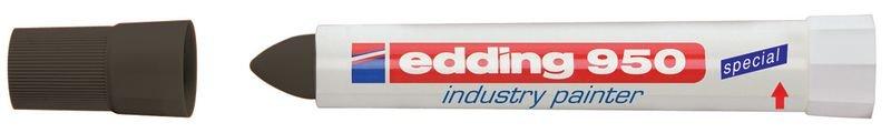 Prix Spécial - Lot de 10 craies industrielles très couvrantes Edding 950 - Seton