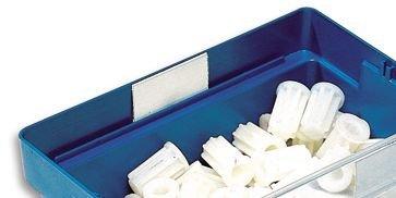 Etiquettes pour bacs à cloisons - Seton