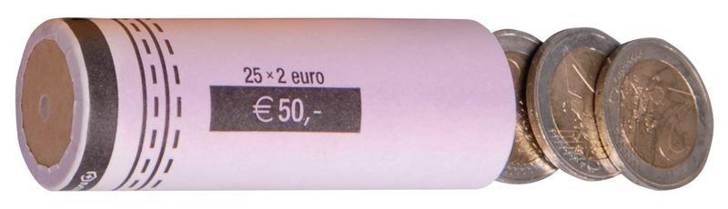 Etuis et tubes pour rangement des pièces de monnaie - Seton