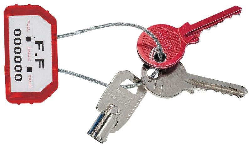 Scellé câble à fermeture à périmètre défini - Seton