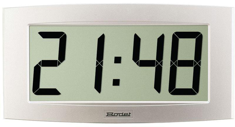 Horloges numériques LCD Cristalys Heure