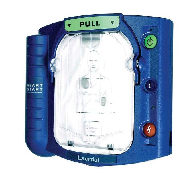 Kit batterie pour défibrillateur HS1 + signalétique officielle offerte - Défibrillateurs et signalétique - Armoires défibrillateurs