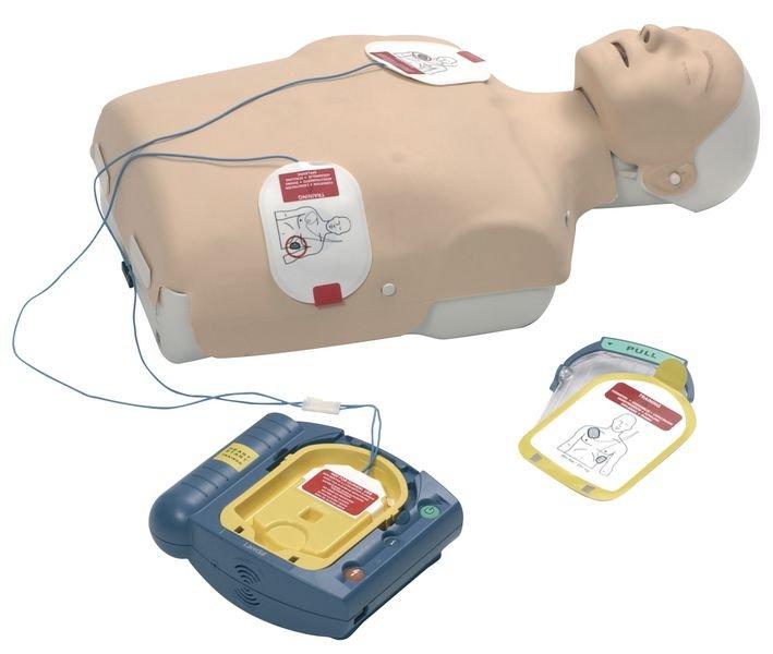 Recharge électrodes pour adultes pour défibrillateur de formation HS1 - Seton