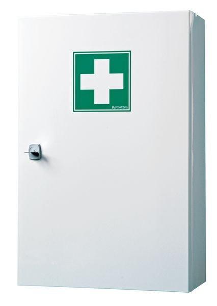 Kit de premiers secours pharmacie et affichage des secouristes à compléter - Seton