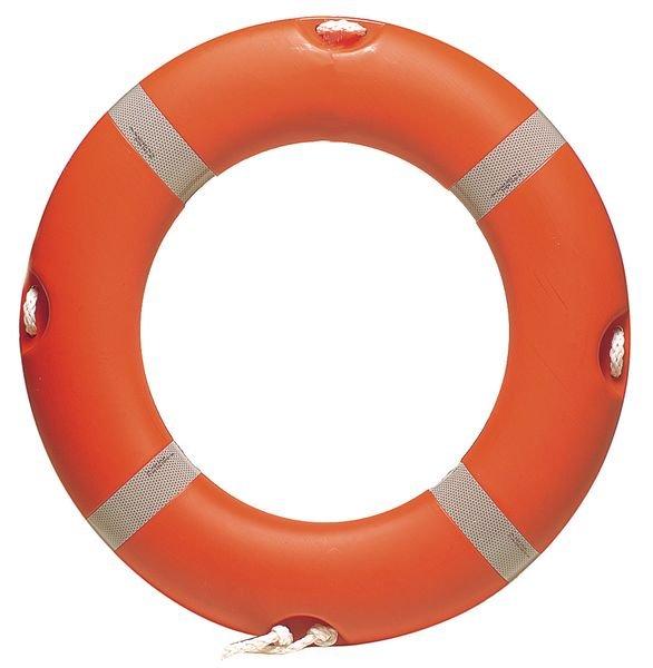 Prix Spécial - Pack de 2 bouées de sauvetage couronnes + 1 support = 1 support offert - Seton