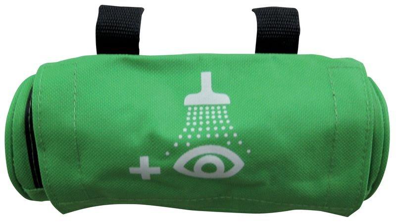 Etui ceinture pour flacon lave œil 200 ml - Station, coffret, trousse et kit oculaires