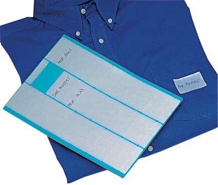 Etiquettes en soie pour imprimante Laser - Seton