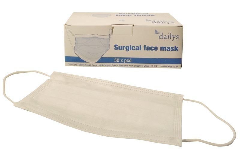 Masques chirurgicaux classe 2, anti-grippe - Seton