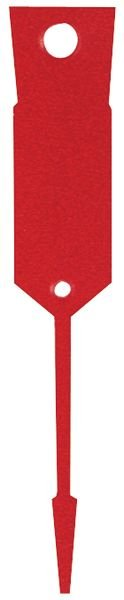 Porte-clés jetables en vinyle colorés