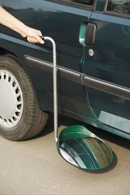 Miroir d'inspection pour contrôle sous les véhicules - Seton