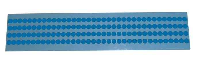 Mini-pastilles adhésives en vinyle multi-usages