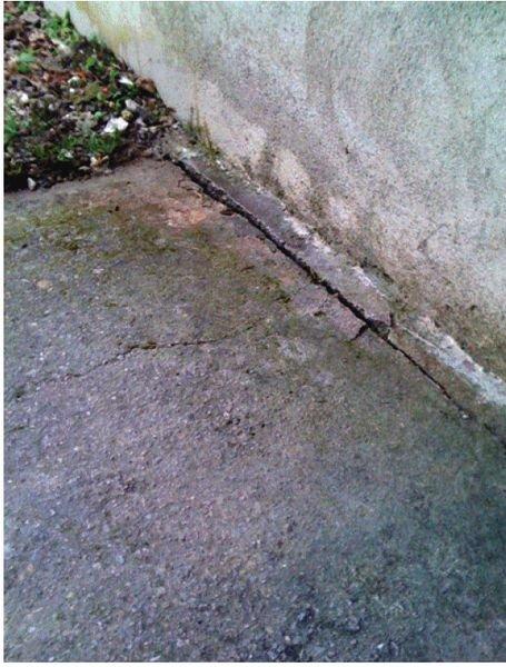 Mortier de ragréage autolissant pour réparation des sols - Enrobés et asphalte à froid