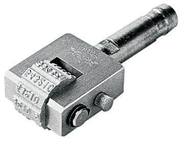 Numéroteurs pour marquage au marteau ou sur presse
