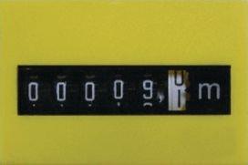 Odomètre mécanique léger - Instruments de mesure