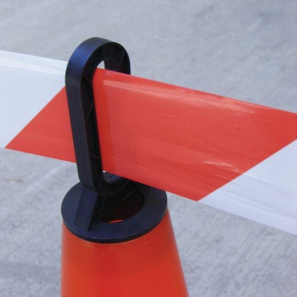 Porte-chaîne pour cônes de chantier - Seton