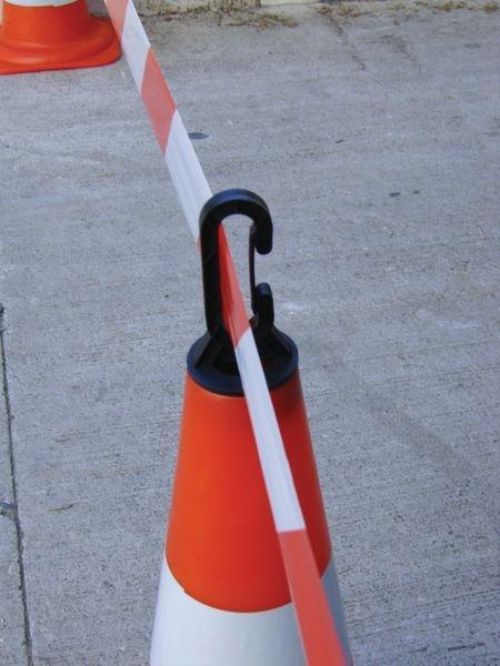 Porte-chaîne pour cônes de chantier - Cônes et plots de chantier (Lübeck) - signalisation et accessoires