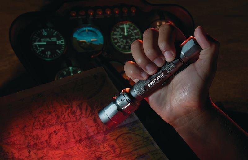Lampe torche PELI™ à LED 2370 - Seton