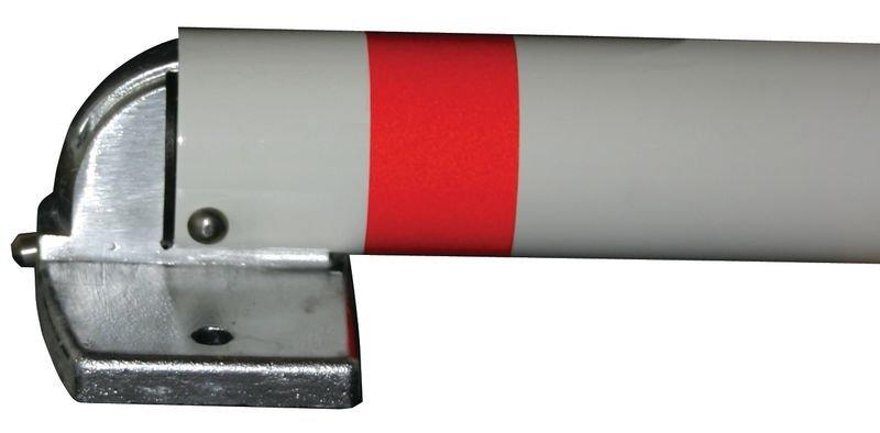 Poteau de sécurité rabattable à levage automatique - Panneaux et pictogrammes