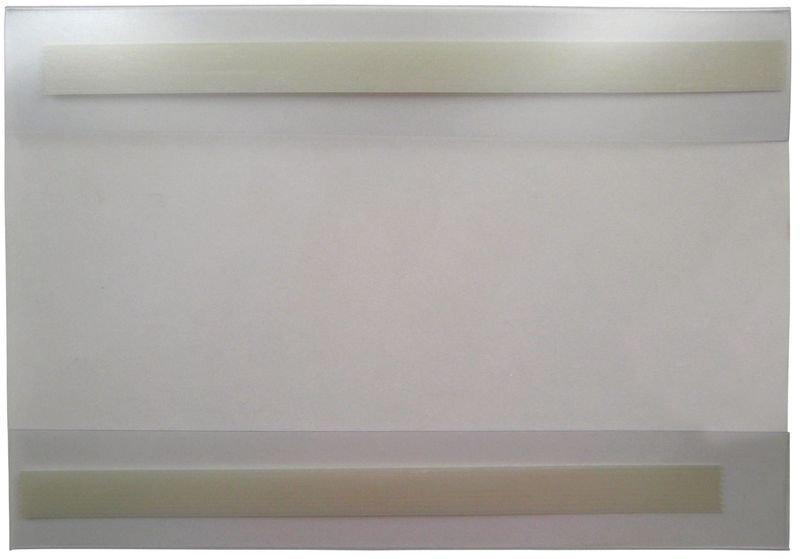 Pochettes de protection adhésives en PVC