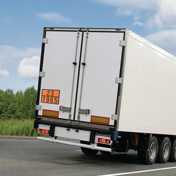 Plaque de signalisation de transport dangereux personnalisée - Seton