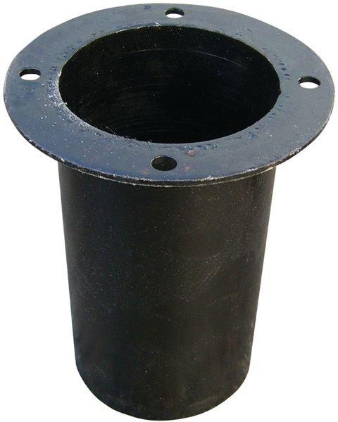 Manchon de fixation pour poteaux en métal POTPS