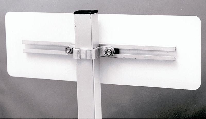 Panneau parking PVC - Personnel - Marqueurs de tuyauteries Air (CLP / SGH)