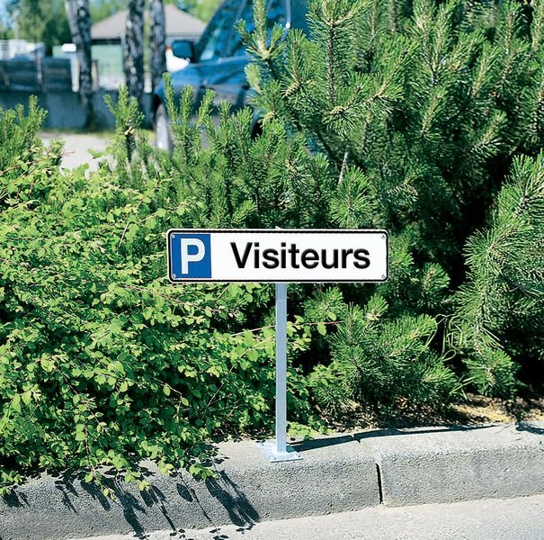 Panneau places de parking - Clients - Seton