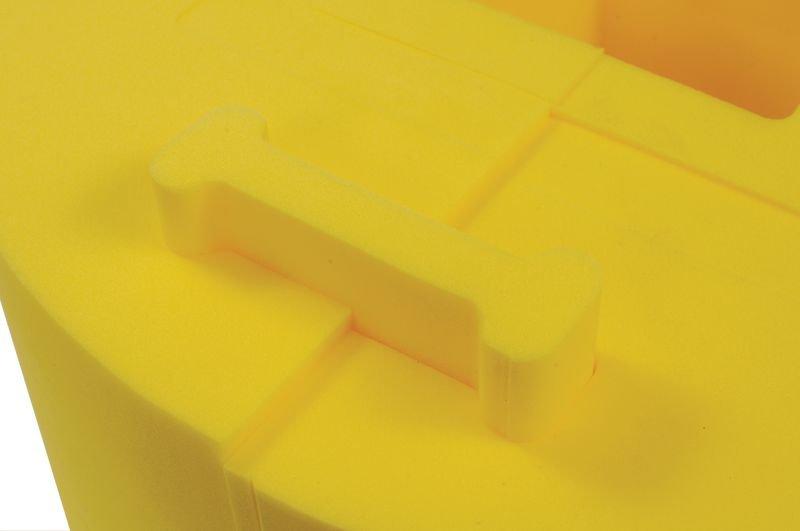 Protection de poteaux en mousse PREVANGO - Butoirs de protection pour poteaux