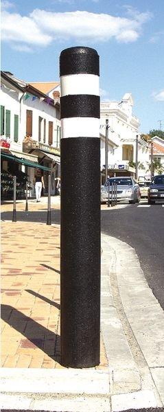 Poteaux de voirie en caoutchouc recyclé - Seton