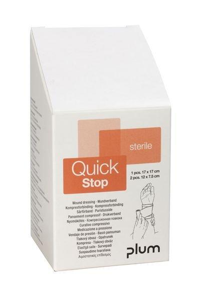 Pansements compressifs Quicksafe