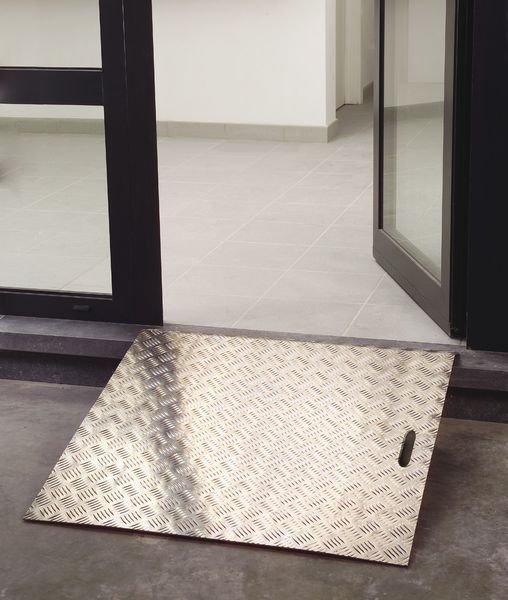 Rampe d'accès en aluminium pour usage intensif - Seton