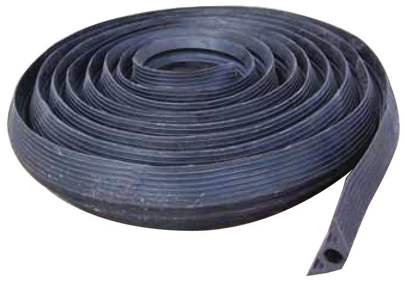 Protecteurs de câbles en rouleau avec 1 passage pour câbles