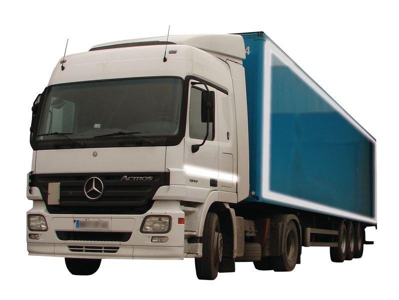 Marquage latéral et arrière des poids lourds - Signalisation et équipement pour véhicules de chantier