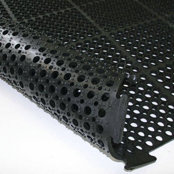Tapis caillebotis d'entrée haut de gamme à usage intérieur et extérieur - Accueil des personnes handicapées