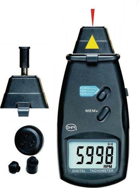 Tachymètre/ Thermomètre